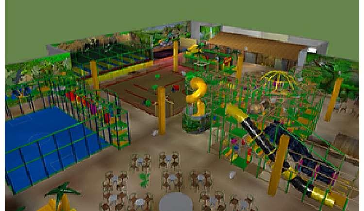 bambooland wildau indoorspielplatz brandenburg ausflugsziele auf kids. Black Bedroom Furniture Sets. Home Design Ideas