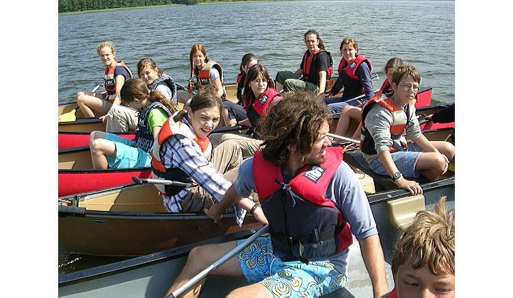 Kanu Sommer Camp