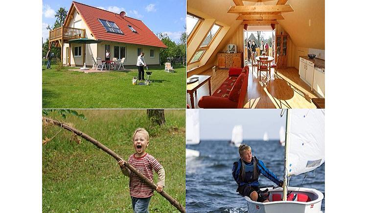 Ferien an der Mecklenburger Seenplatte