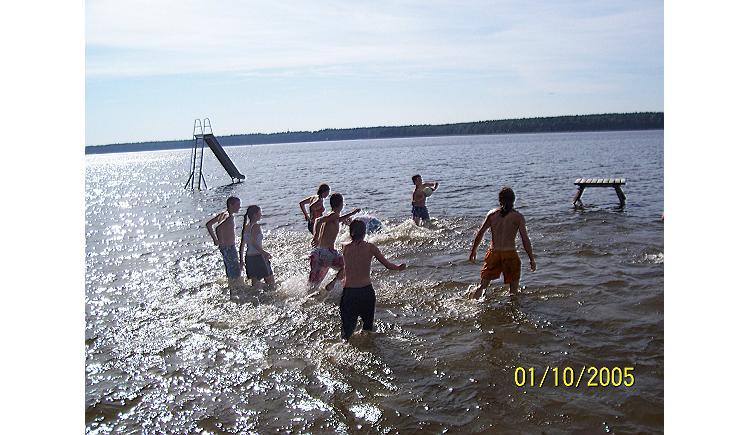 Kanutour Sommerferien