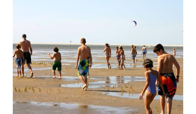 Sommercamp Nordsee