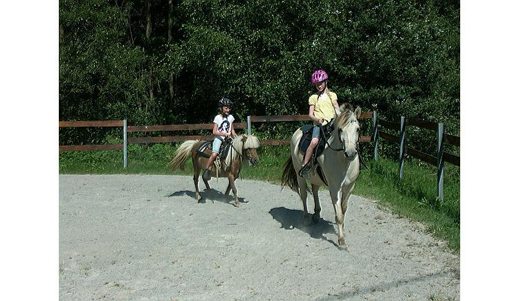 Ponyreiten Hessen