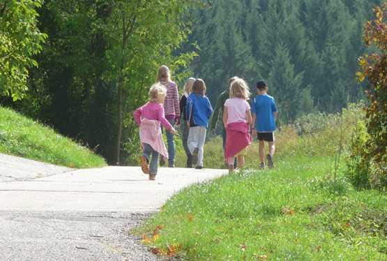 Ausflugsziele mit Kindern im Sommer