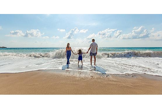 So klappt stressfreier Urlaub mit den eigenen Kindern