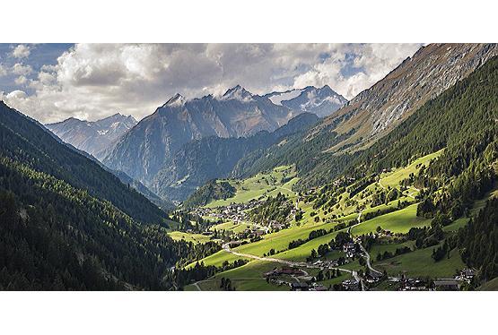 Urlaubsziel Almhof Resort in Österreich