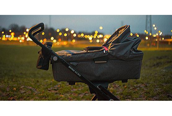 Reisen mit Baby - der passende Kinderwagen für unterwegs