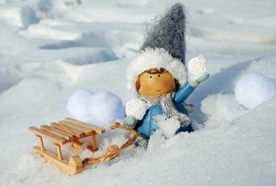 Die richtige Kleidung für Kinder in der kalten Jahreszeit