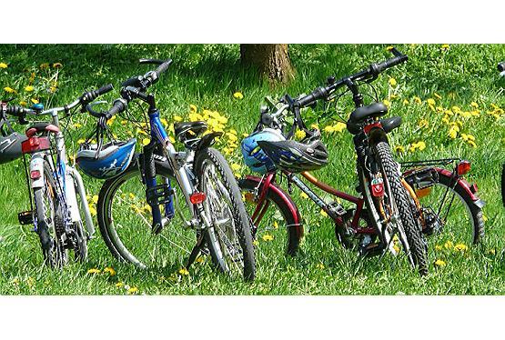 Rad- und Mountainbike-Touren mit Kindern: Das ist wichtig