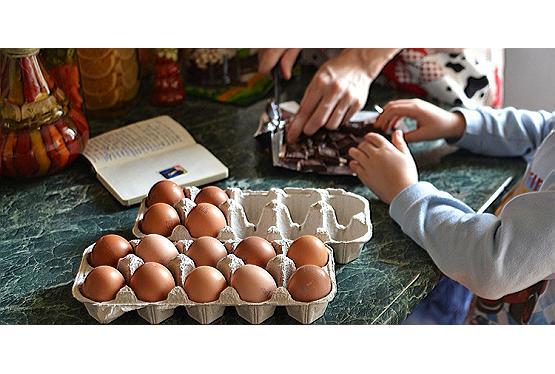 Warum sollte man mit seinen Kindern zusammen kochen?