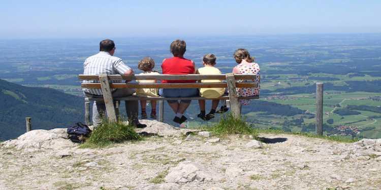 Urlaub mit der ganzen Familie - Schladming liegt voll im Trend