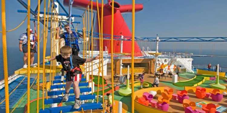 Baby an Bord: Kreuzfahrt mit Kind