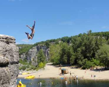 Feriencamp Frankreich