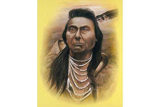 Museum zum Thema Indianer