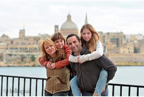 Sprachreise Familie