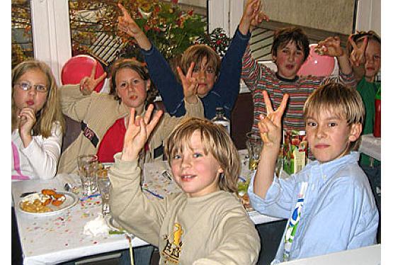 Kindergeburtstag Hamburg