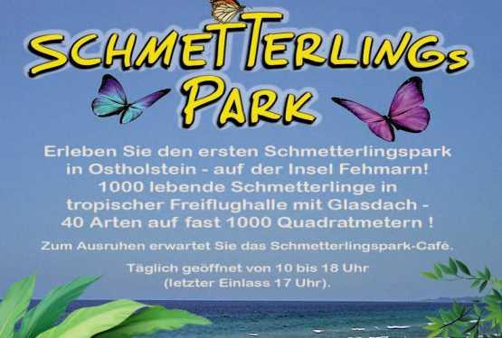 Schmetterlingspark Fehmarn