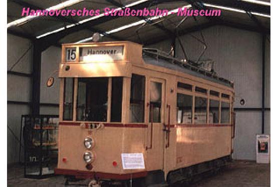 Hannover Strassenbahn
