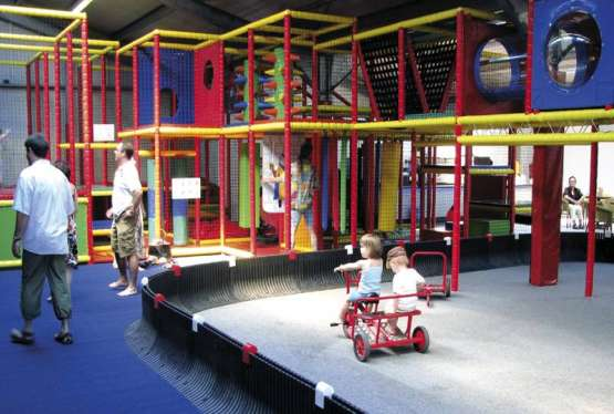 Indoorpark Bayern