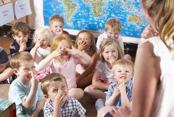 Kinder englisch Leipzig