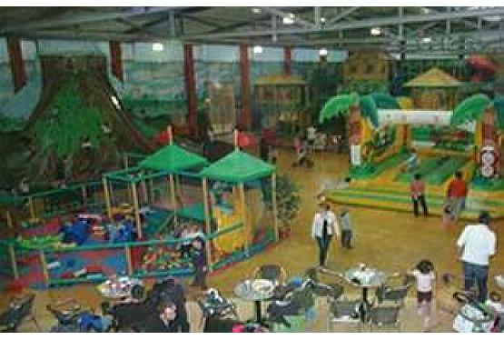 Indoorspielplatz Marburg