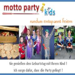 motto party 4 kids rundum entspannt feiern hamburg in. Black Bedroom Furniture Sets. Home Design Ideas